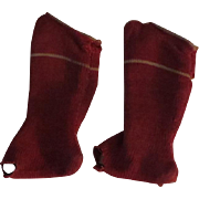 """Bru socks - from a 14"""" Bru"""