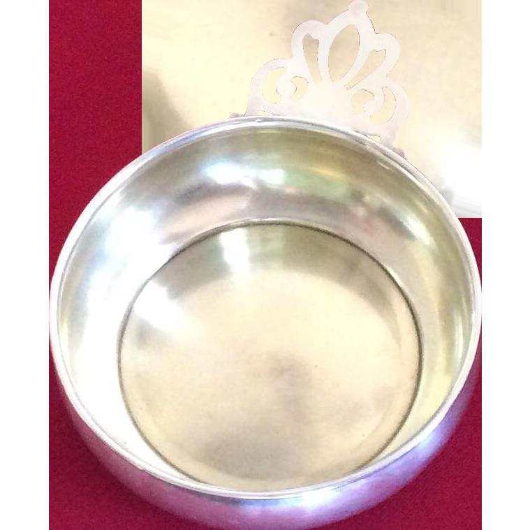 Sterling silver Porringer by Lunt