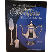 American Silverplate Book Standard Encyclopedia Copyright 1998 Hard Cover Reference Identification Guide