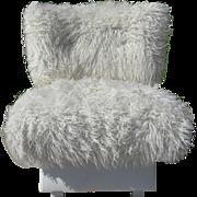 Superb Modernist Designer Flakati Chair by Thrive Decor