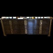 Superb Mastercraft Mid Century Modern Sideboard Dresser Credenza