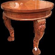 Superb Quatrain Designer Side or End Table