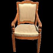 Minton Spidell Rizzoli Arm Chair