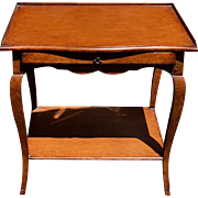 Minton Spidell French Single Drawer Side Table
