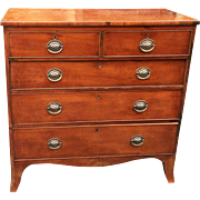 Superb Antique 19th Century Georgian Style Chest of Drawers or Commode