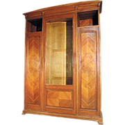 1349 Art Nouveau Cabinet by Louis Majorelle