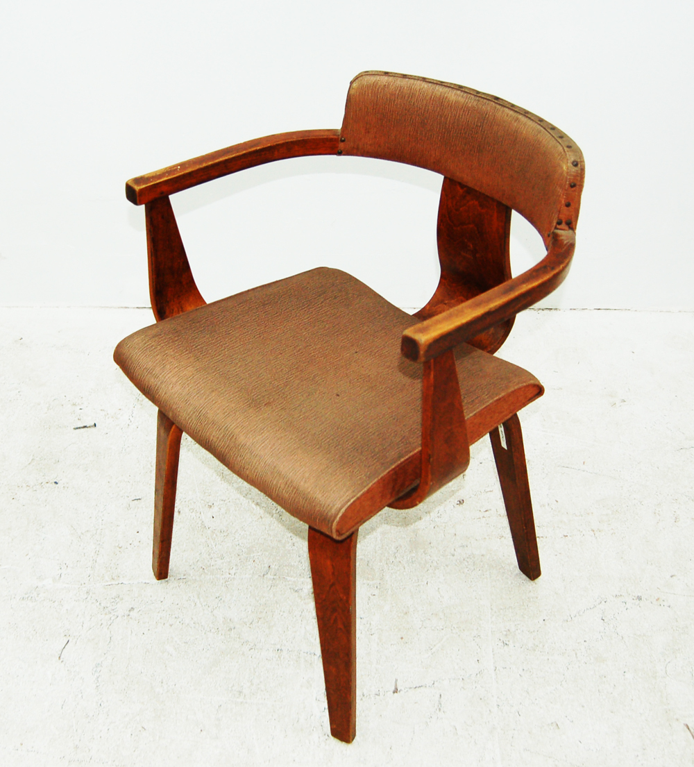2125 Mid Century Thonet Dining Chairs c 1940 from – Thonet Dining Chair