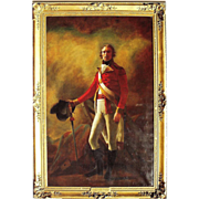 "7659 Henry Raeburn, Oil on canvas, c. 1805-1815 ""Portrait of LT. General Hay MacDowall"""