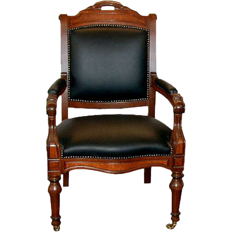 2425 California State Capital Chairs in Oak or Mahogany