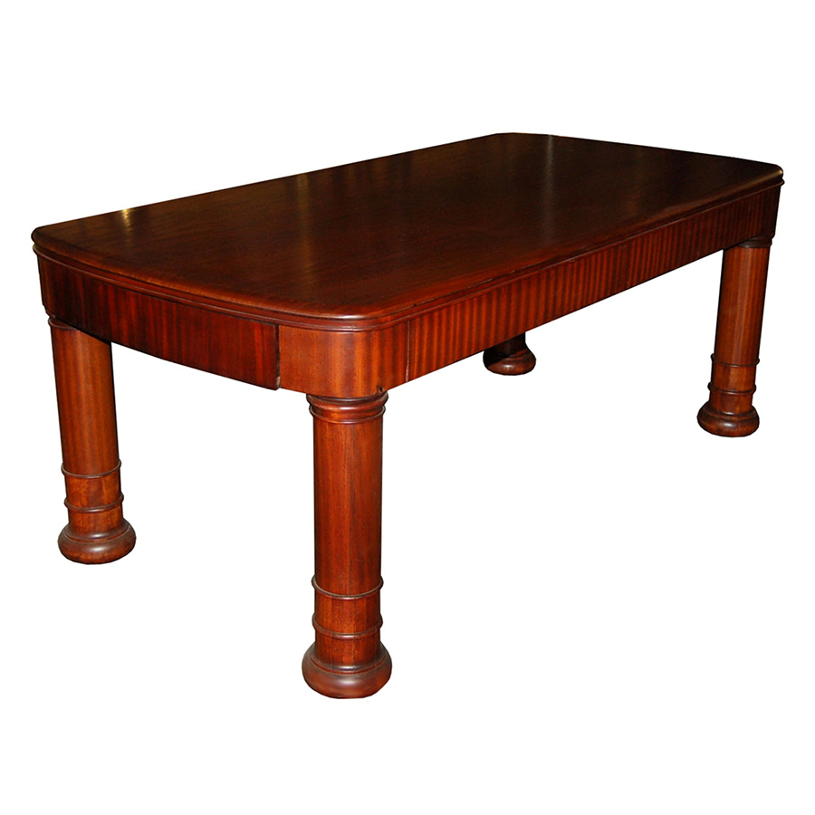 4704 Art Deco Mahogany Table/Desk c. 1920