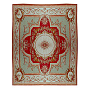 4751 Spectacular 19th C. French Aubusson Palace Rug