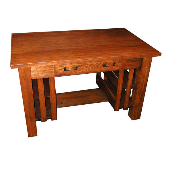 4850 Charming Mission Oak Antique Table c.1910