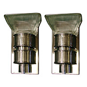 5787 Beautiful pair of Art Deco Sconces