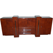 7066 Art Deco Sideboard Matching 7028