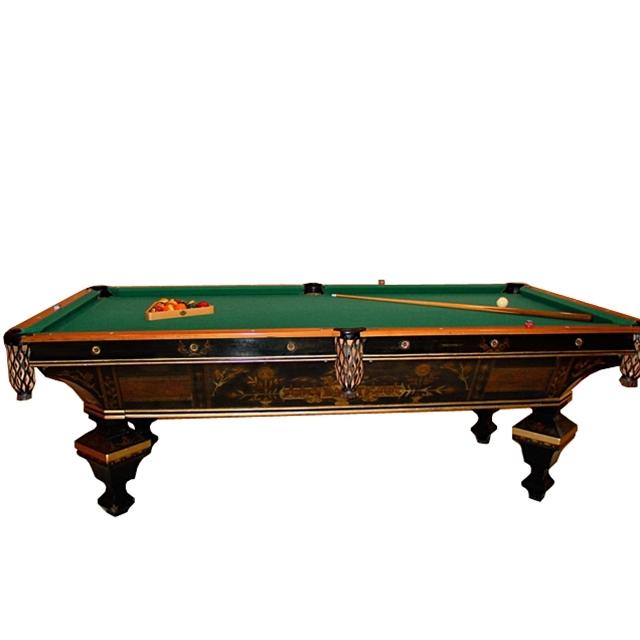 "7137 Brunswick ""Brilliant Novelty"" Pool Table"