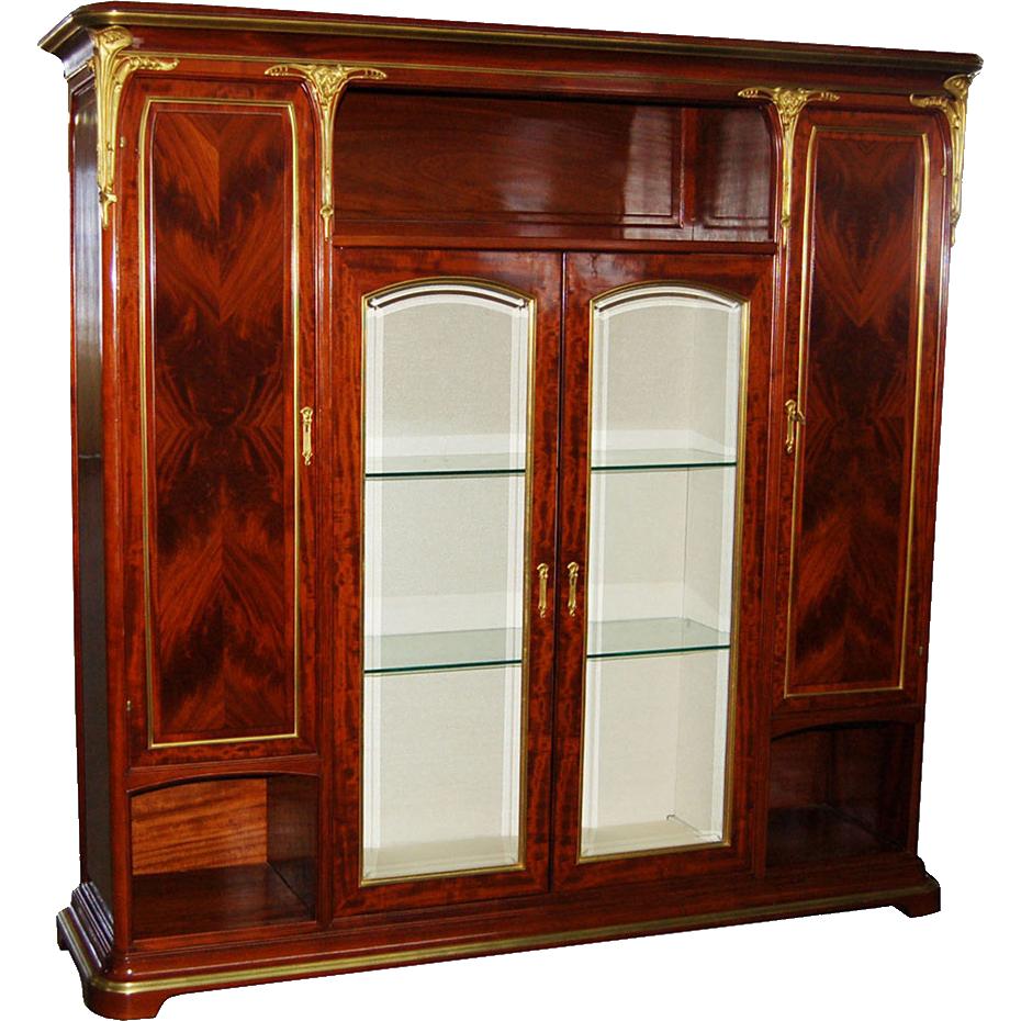 7514 Art Nouveau Cabinet by L. Majorelle