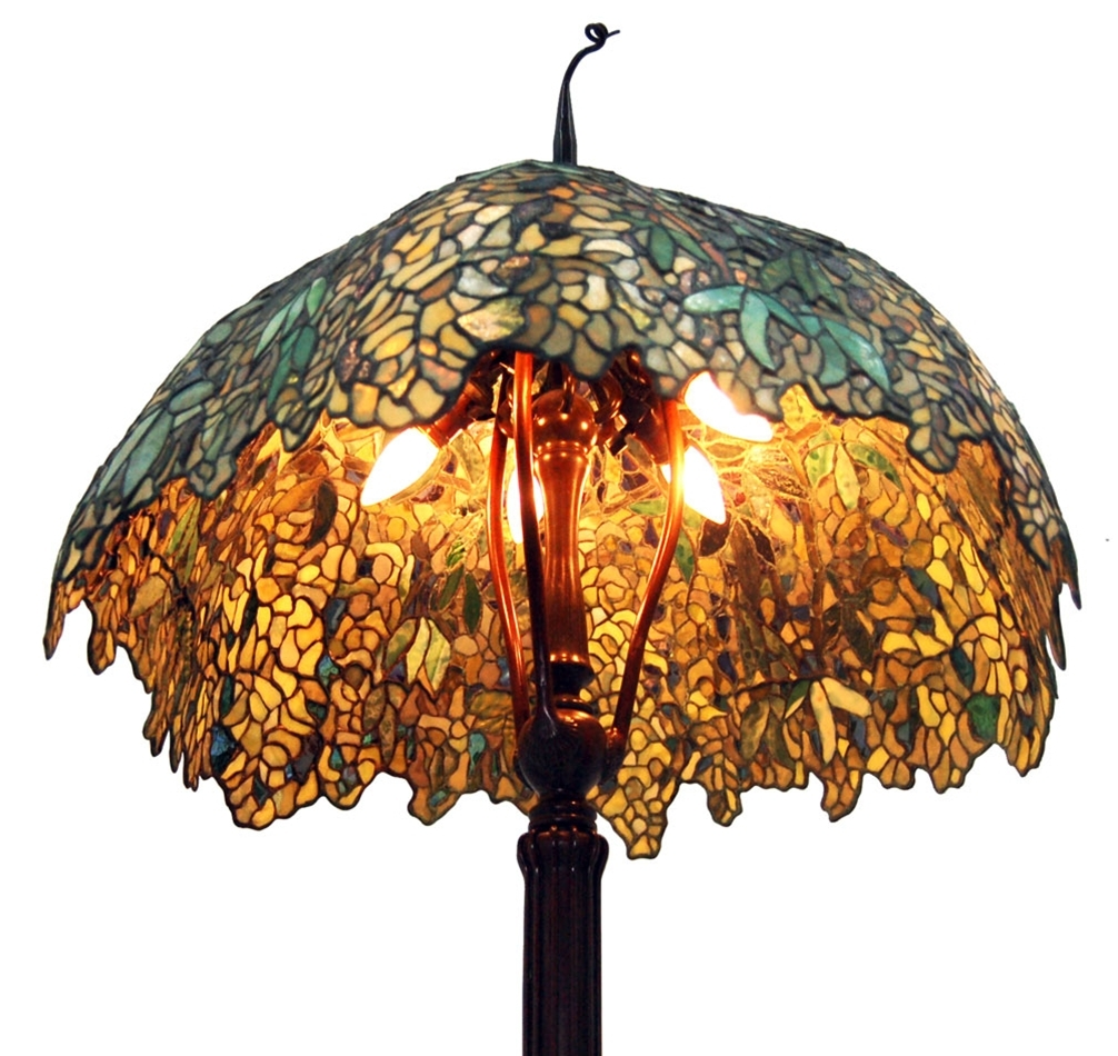 100 antique tiffany lamps accent lighting modern led crysta