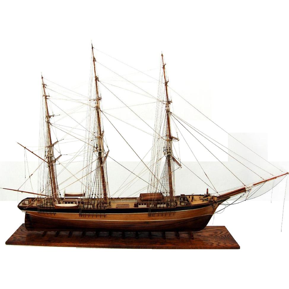 7592 Ship Model
