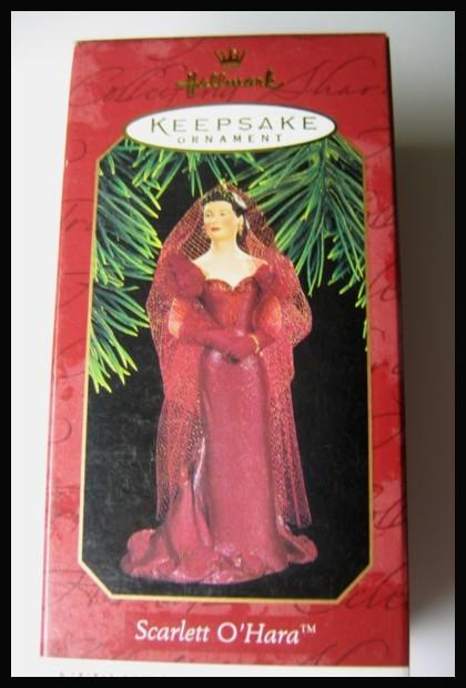 Hallmark Collector's Series Scarlett O'Hara First Edition
