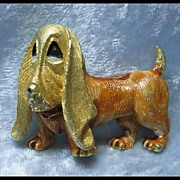 I Am Nothing But a Hound Dog Pin