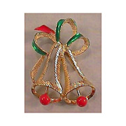 Gerry's Holiday Pin Christmas Bells