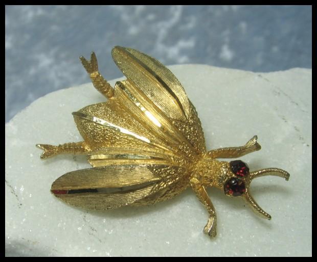 Glamorous Bug by B.S.K.