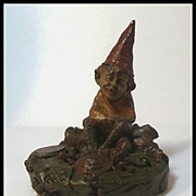 Tom Clark Freddy Gnome Figure