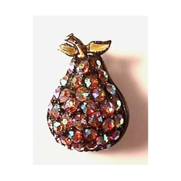 Tempting Pear Pin