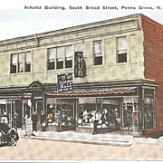 Penns Grove New Jersey Postcard