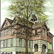 Public School, Marlboro, N.Y. Post Card