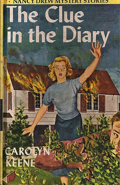 Nancy Drew, The Clue in the Diary