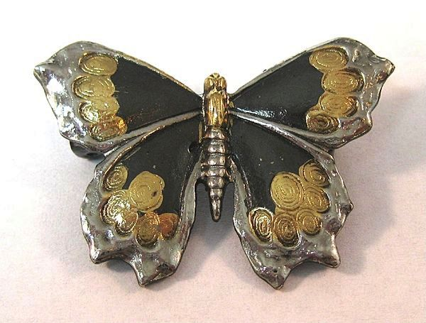 Pretty Petite Butterfly Pin
