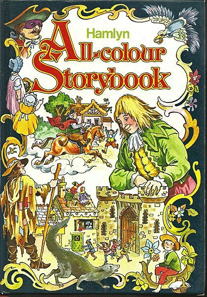 Hamlyn All-colour Storybook -  For Children