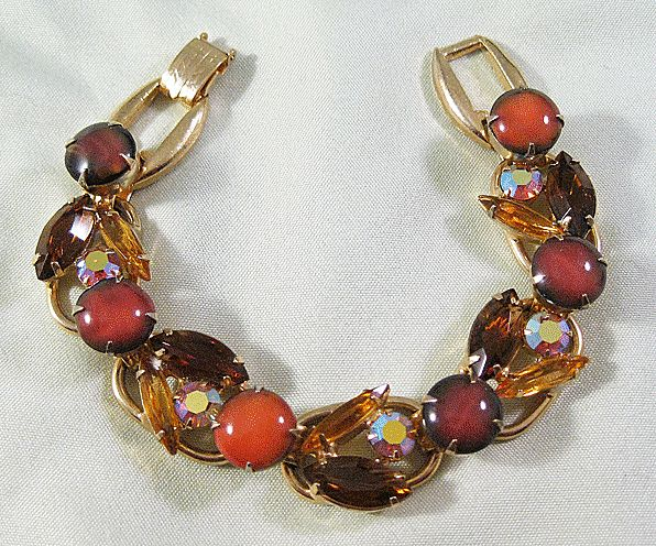 Juliana Bracelet Fall Colors