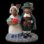 Royal Doulton Pilgrim Bunnykins