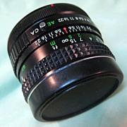 Canon Albinar ADG 28 mm Macro Lens