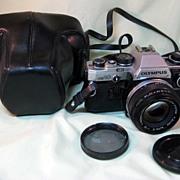 Olympus OM-10 Camera