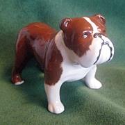 Bulldog Figurine Beswick England
