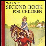 Warne's Second Book for Children Art Deco - Children's Stories