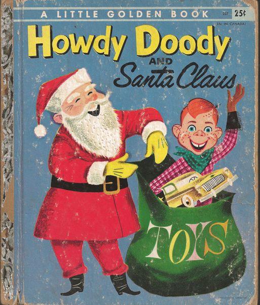 Howdy Doody And Santa Clause