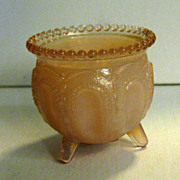 Degenhart Crown Tuscan Gypsy Pot Toothpick Holder