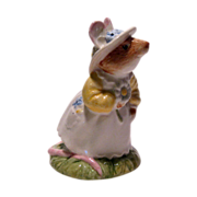 Royal Doulton Primrose Woodmouse Brambley Hedge