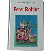 Puppet Storybook Peter Rabbit