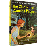 The Clue of the Dancing Puppet Nancy Drew Mystery