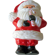 Hallmark Santa Pin - Santa Brooch - Christmas Pin - Holiday Pin