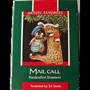 Hallmark Mail Call Ornament - Mailman Christmas Gift