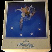 Rare Miss Piggy Ice Skating Hallmark Ornament