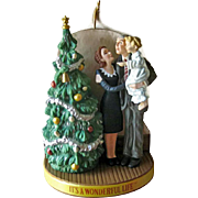 It's a Wonderful Life Fiftieth Anniversary Hallmark Ornament