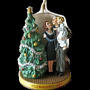 It's a Wonderful Life Fiftieth Anniversary Hallmark Ornament