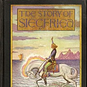 The Story of Siegfried by James Baldwin with Pictures by Peter Hurd``